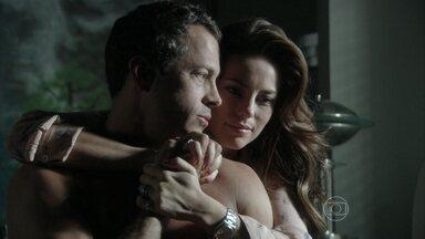 Bruno teme que algo dê errado no transplante de Paulinha - Paloma diz que está tranquila e feliz por ajudar Paulinha