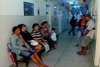 Grande número de casos de virose em Campina Grande preocupa - Mais de 2.300 casos foram registrados na rede municipal de saúde da cidade.