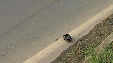 Homem com suspeita de embriaguez atropela 5 em Ewbank da Câmara - Condutor se recusou a fazer o teste do bafômetro.