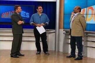 Vice-presidente do Corinthians, Luiz Paulo Rosemberg, fala sobre marketing esportivo no ES - undefined