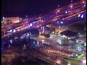 Confira a edição especial do RBS Notícias sobre as manifestações em SC - Confira a edição especial do RBS Notícias sobre as manifestações em SC.