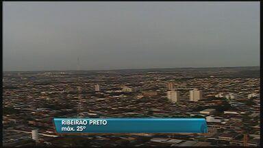 Confira a previsão do tempo nesta sexta-feira em Ribeirão - Cidade terá temperatura máxima de 29 graus.