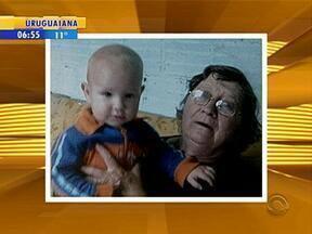Mulher acusada de envenenar familiares terá prisão preventiva pedida - Criança de quatro anos e sua avó morreram intoxicados com inseticida em Dom Feliciano, RS.