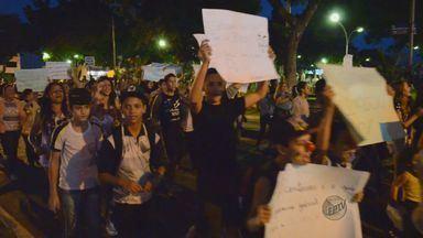Veja como foram as manifestações em outras cidades da região - Veja como foram as manifestações em outras cidades da região