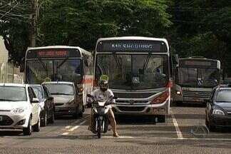 Prefeitura anuncia a redução do na tarifa do transporte coletivo - Antes dos protestos a prefeitura anuncia a redução da tarifa para o valor de R$2,75