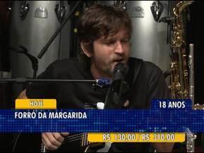 Confira as opções de lazer para o final de semana em Salvador - O Forró da Margarida é um dos destaques do São João na Bahia.