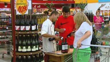 Classes C e D acrescentam vinho entre bebidas favoritas - Produto sofreu queda de preço após mudança nos hábitos.