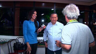 Se Liga VM - PGM 158 - Bloco 01 - Niara entrevista galera do esporte da Globo e Dan acompanha festival Arraiá do Ceará