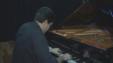 Conheça o pianista Gabriel Casara, que apresentará um concerto em Porto Velho - Um talento de Rondônia, que vem fazendo sucesso dentro e fora do país. O concerto será as 20h no Sesc Esplanada na capital.