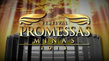 Finalistas do 'Festival Promessas' são conhecidos - Cantores concorrem à vitória para cantar no evento realizado no Mineirinho.