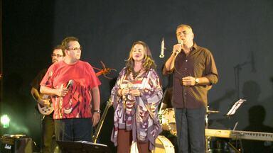 Sérgio Santos, Wolf Borges e Jucilene Buosi se apresentam no Globo Horizonte deste domingo - Programa começa às 6h55.