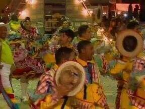 Cidade Junina termina hoje com muita animação, shows e comidas típicas - Quadrilha de Parnaíba se classifica para a final que acontece hoje na Cidade Junina
