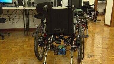 Estudantes de Santa Rita do Sapucaí criam tecnologia para portadores de deficiência - Trabalhos no Vale da Eletrônica já colecionam prêmios.