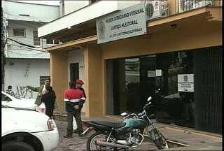 Eleitores de sete municípios da região precisam fazer novo cadastro na Justiça Eleitoral - O motivo é garantir mais segurança na hora de ir às urnas.