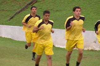 Atlético Mogi e Ecus se enfrentam pelo Paulista da Segunda Divisão - Partida será realizada no Nogueirão.