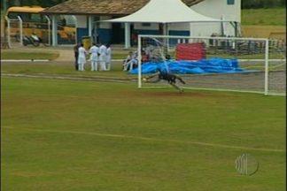 Mogi das Cruzes e São José dos Campos duelam no futebol dos Jogos Regionais - Placar final foi 5 a 3 para os mogianos.