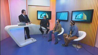 Daniel Oscar Mc Adden Júnior, diz como foi vencer o Exposamba - Evento é uma parceria da Rede Globo e o portal de notícias G1