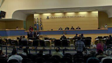 Vereadores aprovam lei de Diretrizes Orçamentárias - Lei serve como orientação para a lei do Orçamento