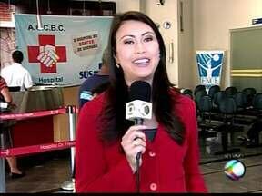 Mari: Ex-jogador da Seleção Brasileira, Djalma Santos, volta para a UTI - Djalma foi internado depois de ser diagnosticado com pneumonia. Ele também apresentou alteração de consciência.
