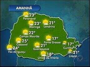 Tempo fica ensolarado e frio amanhã - Há previsão de nevoeiro no início do dia