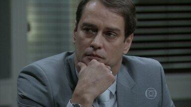 Eron afirma que Bruno pode processar o hospital - O advogado alerta César de que um processo pode abalar a situação financeira da família Khoury