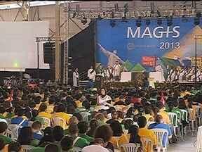 Jovens de mais de 50 países participam de evento pré-JMJ em Salvador - Dois mil jovens católicos, de 53 países, estão na capital baiana para o encontro, que serve de preparação para a Jornada Mundial da Juventude.