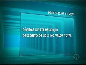 Programa de Refinanciamento de Dívidas está aberto em Ponta Grossa - Veja de quanto serão os descontos para os impostos devidos à prefeitura de Ponta Grossa.
