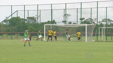 Sport goleia América-PE em jogo treino por 8 a 1 - Movimentação foi no Centro de Treinamento