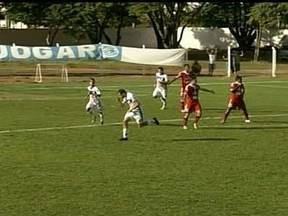 Brasília perde para o Goianésia por 1 a 0 e segue na lanterna do grupo A5 da Série D - Romerito fez o único gol da partida.