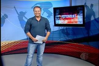 Íntegra Esporte D - 22/07/2013 - O programa mostrou o resultado entre Ecus e Jacareí, Manthiqueira e União Mogi, Atlético Mogi e Usac, e como ficam os confrontos dos times do Alto Tietê na próxima fase da Segunda Divisão do Paulista