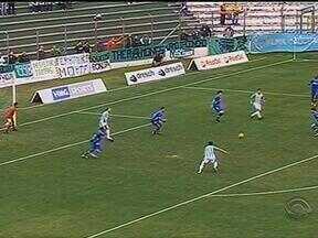 Pela Série D, jogo entre dois ex-campeões da Copa do Brasil - Juventude e Santo André disputavam a liderança do grupo.