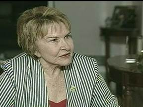 Justiça condena ex-deputada Eurides Brito por improbidade administrativa - Eurides havia sido condenada em primeira instância em junho de 2012 a devolver aos cofres públicos R$ 620 mil em bens e dinheiro.