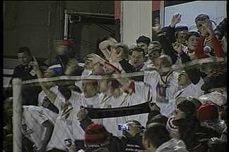 Esporte Brasil é campeão da divisão de acesso - Equipe xavante venceu o São Paulo de Rio Grande