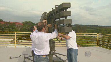Equipamento produzido em Campinas e chamado de 'radar do Papa' será testado - Equipamento produzido em Campinas e chamado de 'radar do Papa' será testado.