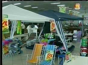 Com as férias de julho, comércio faz promoções para aumentar vendas no Tocantins - Com as férias de julho, comércio faz promoções para aumentar vendas no Tocantins