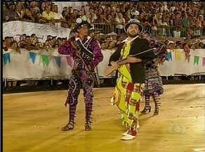 Grupo junino Cafundó do Brejo é o vencedor do Arraiá da Capital em Palmas - Grupo junino Cafundó do Brejo é o vencedor do Arraiá da Capital em Palmas