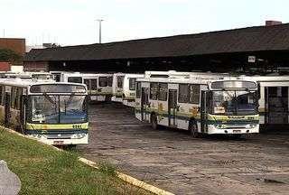 Número da frota de ônibus da Grande Aracaju é reduzido - Número da frota de ônibus da Grande Aracaju é reduzido