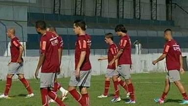 América-MG tenta manter bom aproveitamento fora de casa contra o Paysandu - Alguns jogadores do time mineiro estão acostumados com o calor na cidade.