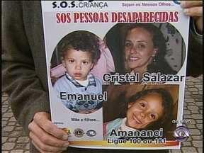 Quadro Desaparecidos tem mais um caso - Quadro Desaparecidos tem mais um caso