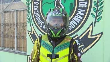Reportagens esclarece dúvidas sobre regulamentação de mototaxistas, no AM - No próximo dia 12, três emendas ainda serão votadas