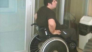 Paraplégico é suspeito de comandar esquema de tráfico - Ele foi preso no Recife com 20,5 kg de pasta base de cocaína.