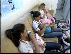 Mulheres viciadas em crack abandonam filhos em abrigos - Devido ao vício, mulheres abandonam ou são impossibilitadas de criá-los.