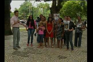 Quadro Deparecidos conta novas histórias nesta terça-feira - Quadro Deparecidos conta novas histórias nesta terça-feira.