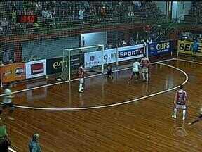 Atlântico perde fora de casa em partida pela Liga Nacional de Futsal - Resultado complica situação do time.