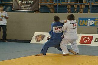 Paraíba é bronze no Campeonato Brasileiro Sub-13 de Judô - Competição realizada neste final de semana, em João Pessoa, serviu de experiência para os judocas paraibanos.