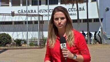 Vereadores de Cuiabá realizam primeira sessão após o recesso - Os vereadores de Cuiabá realizaram nesta terça-feira, a primeira sessão parlamentar após o recesso.