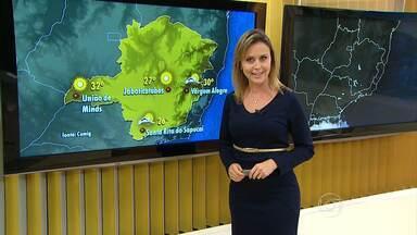 Defesa Civil alerta para segunda semana com baixa umidade em BH - Órgão afirma que valores devem ficar próximos a 20% até este domingo.