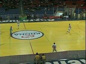 Futsal de Guarapuava empata com Umuarama pela Liga Nacional - O placar ficou em um a um. O próximo jogo do Cad será sábado pelo Campeonato Paranaense.