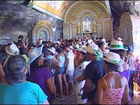 Festa em louvor a Bom Jesus da Lapa é realizada no oeste da Bahia - A romaria é encerrada nesta terça-feira, no dia do santo.