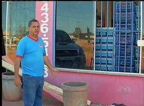 Comerciantes reclamam da falta de segurança no setor Taquari, região sul de Palmas - Comerciantes reclamam da falta de segurança no setor Taquari, região sul de Palmas